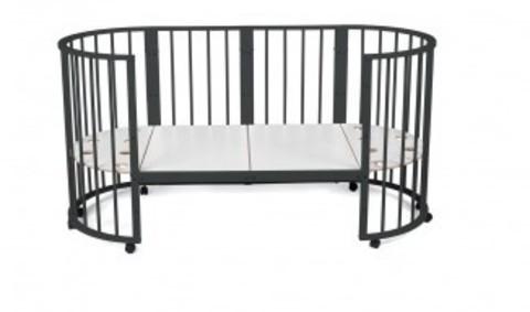 Кроватка трансформер Sleepy 8 в 1 с маятником