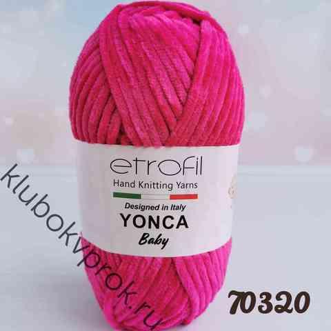 ETROFIL YONCA BABY 70320, Малиновый