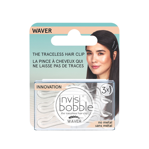 invisibobble Заколка WAVER Crystal Clear