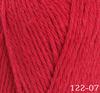 Пряжа Himalaya Home Cotton 122-07 (Красный)