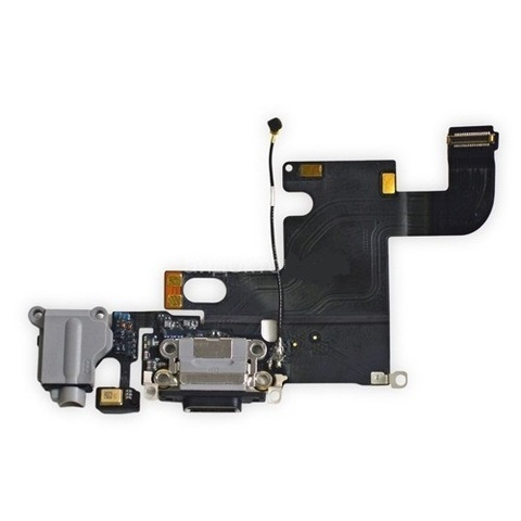Flex Cable Charging port USED for Apple iPhone 6S Black