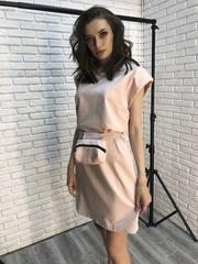 платье-туника без рукавов Nadya
