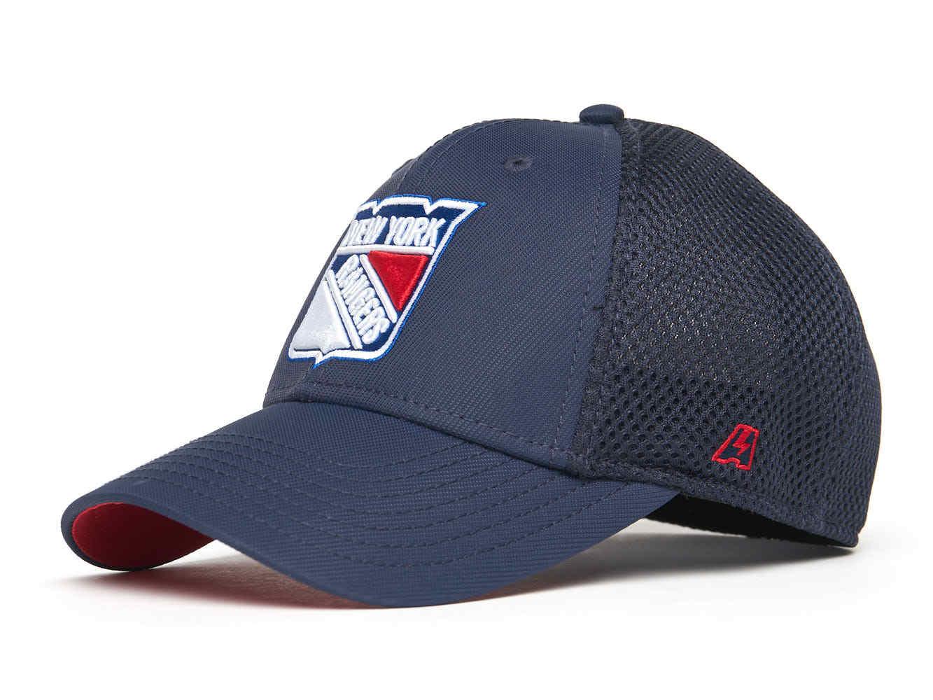 Бейсболка NHL New York Rangers (размер L/XL)