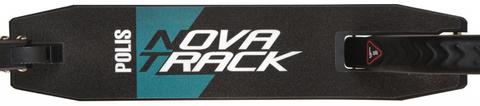 Двухколесный самокат Novatrack Polis Pro