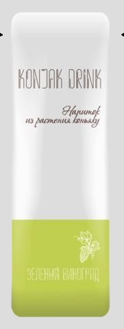 Напиток из растения коньяку со вкусом  ВИНОГРАД 13,3 гр