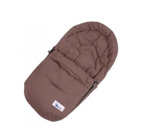 AL2610 Altabebe Демисезонный конверт  Microfibre 75 x 37 (Brown)