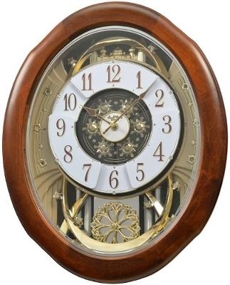 Настенные часы Rhythm 4MH884WD06