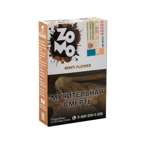 Табак ZOMO Minti Flower (Пряности Ваниль Мята) 50 г