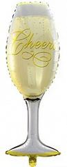 К Бокал шампанского, 41''/104 см, 1 шт.