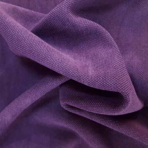 Канвас - ткань для штор - фиолетовый. Ширина - 280 см. Арт. 7
