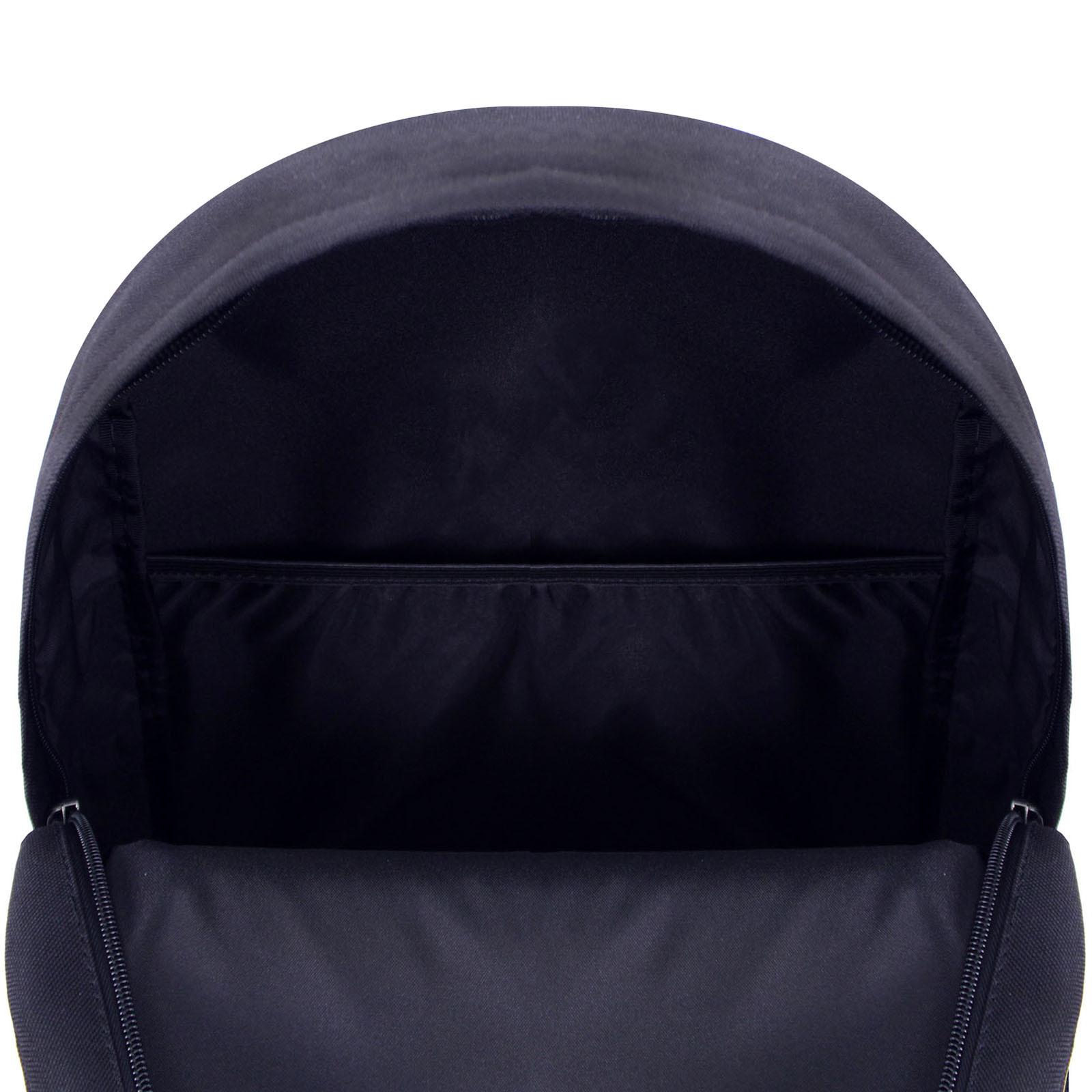 Рюкзак Bagland Молодежный W/R 17 л. черный 776 (00533662) фото 5