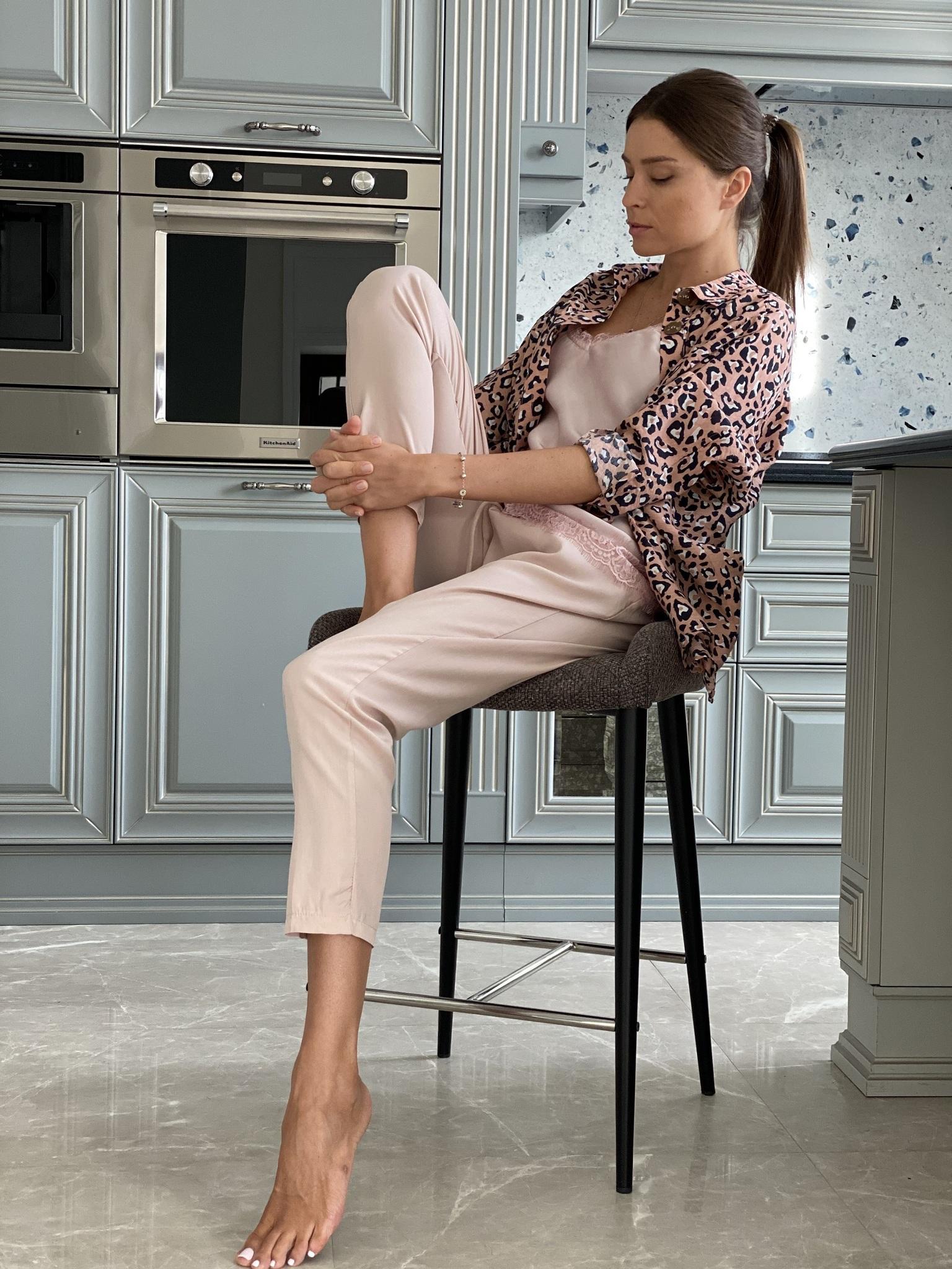 Брюки, Ballerina, Fresca (розовый)
