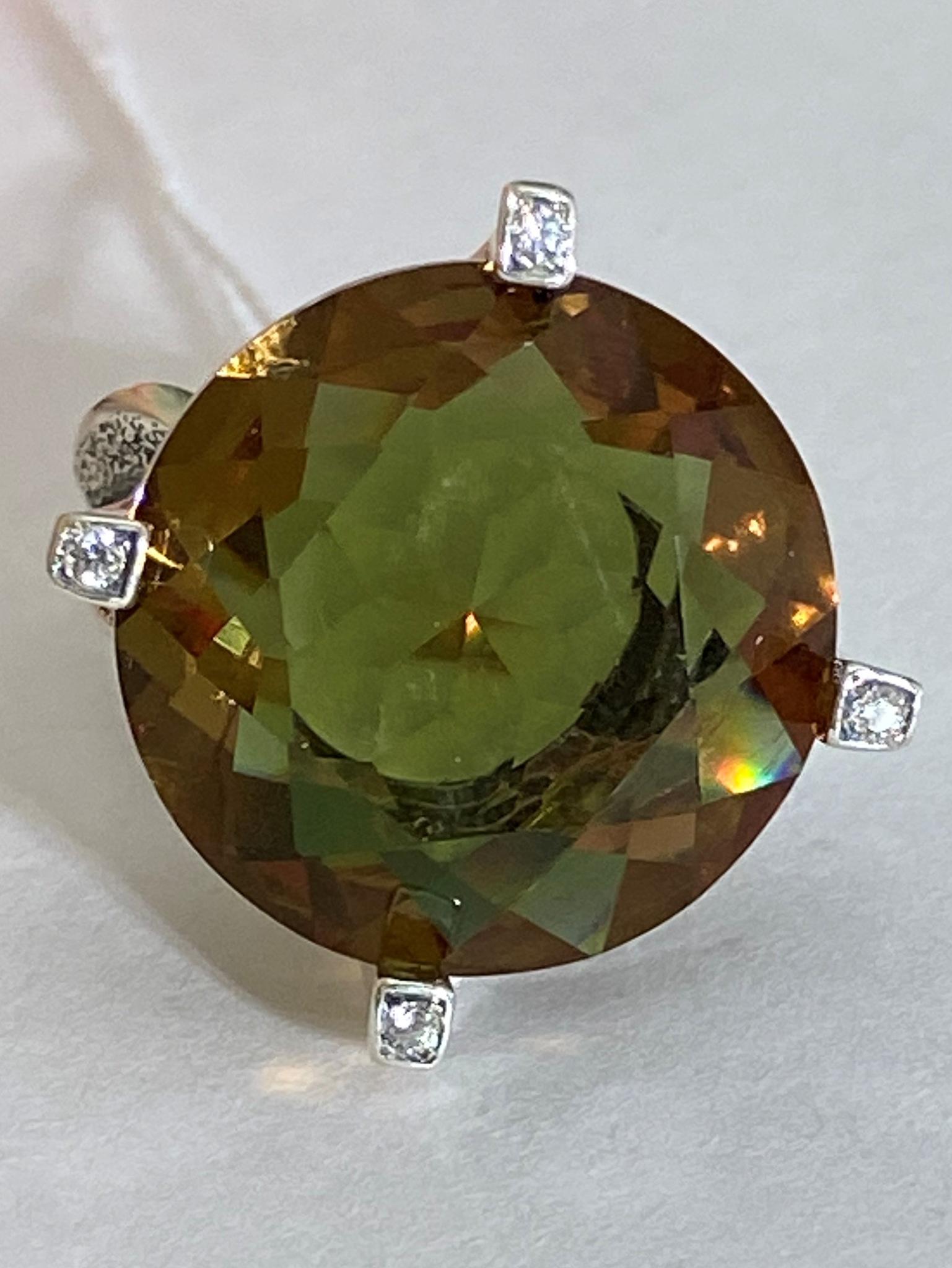 Прометей (кольцо из серебра)