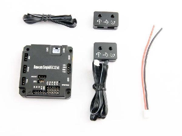 Контроллер для трёхосевого подвеса Alexmos SimpleBGC 32bit v3.0