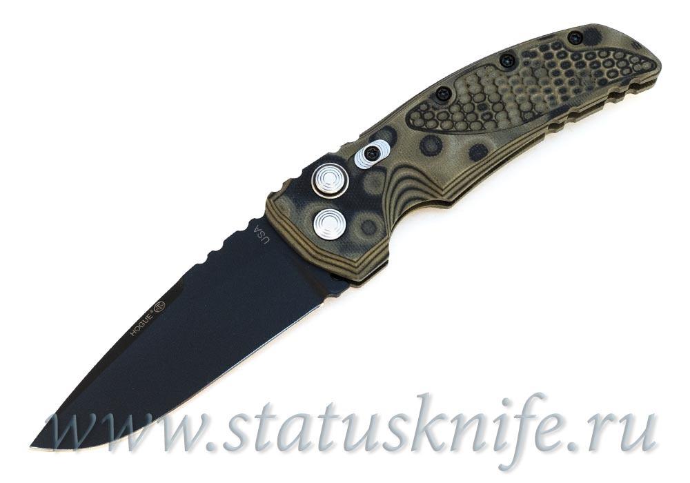 Нож Hogue EX-A01 3.5 Folder Drop Point G10 34138