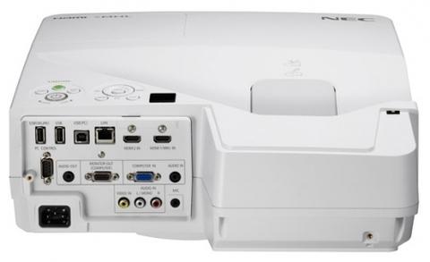 проектор nec um361x разъемы
