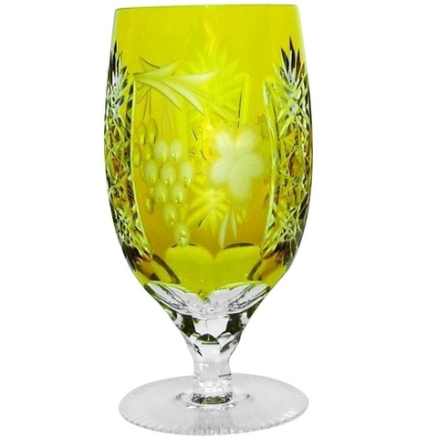 Бокал Ice Tea 450 мл артикул 1/amber/64573. Серия Grape