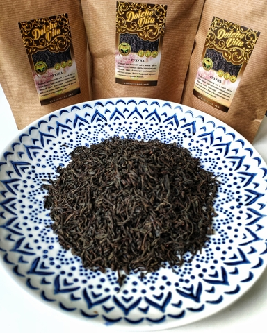 Чёрный чай Рухуна, 100 г