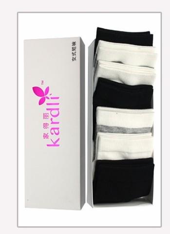 Женские бамбуковые носки Kardli 7 пар