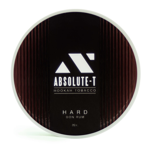 Табак Absolute-T Hard 20 г Don Rum