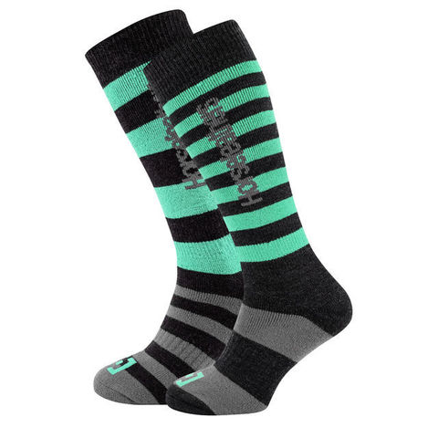 Носки Horsefeathers М ZANE LONG Thermolite SOCKS (misty jade)