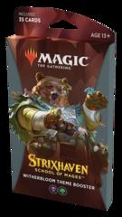 Тематический бустер выпуска «Strixhaven: School of Mages» (факультет «Witherbloom»)