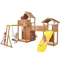 Детская площадка Jungle Grand Palace 4