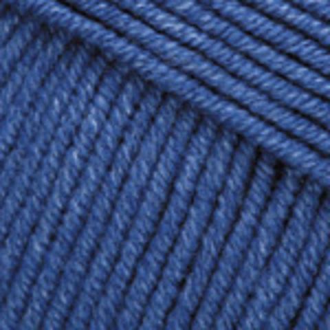 Пряжа YarnArt Jeans 17 синий