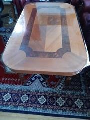 Накладка на стол прозрачная силиконовая ширина 120