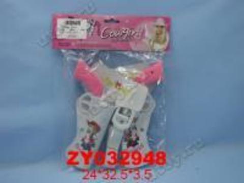 Набор оружия 8602 Ковбоя для девочек