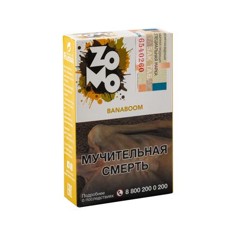 Табак ZOMO Banaboom (Банан) 50 г