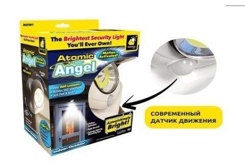 Беспроводная лампа-светильник  ATOMIC LIGHT ANGEL