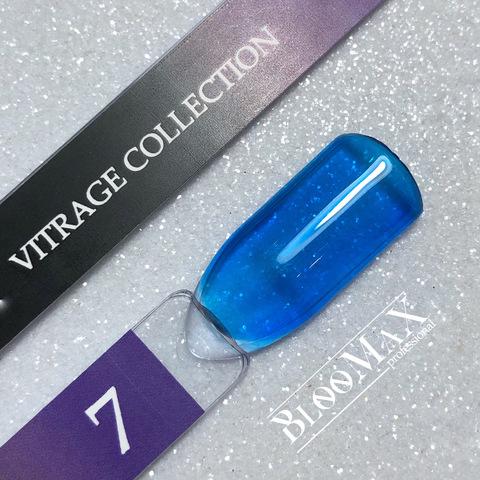 Гель лак с ароматом клубники Vitrage collection 07, 12 мл
