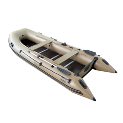 Надувная ПВХ-лодка BADGER Fishing Line 390 PW9