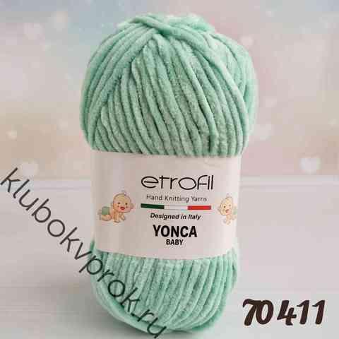 ETROFIL YONCA 70411, Пыльная мята