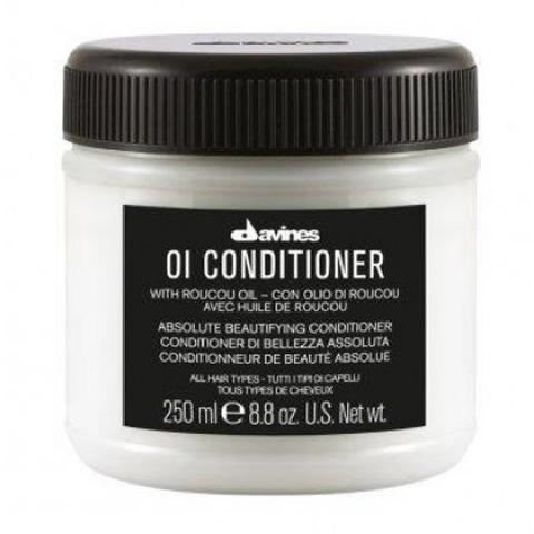 Davines OI: Кондиционер для абсолютной красоты волос (OI Absolute Beautifying Conditioner), 250мл/1л