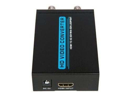 Преобразователь SDI/3G - HDMI + SDI LOOP проходной (Конвертер  переходник SDI to HDMI + SDI LOOPOUT проходной)