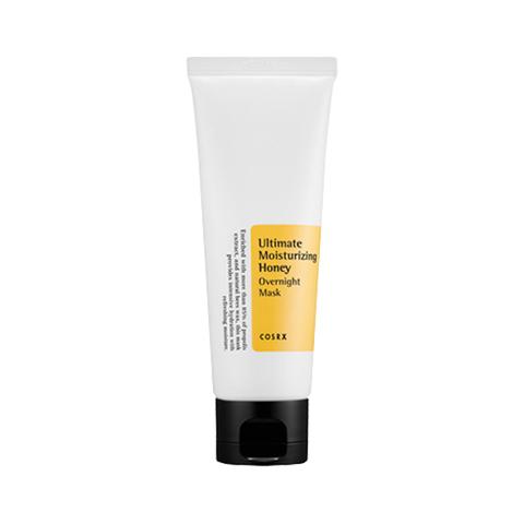 Увлажняющая ночная маска c медом COSRX Ultimate Moisturizing Honey Overnight Mask