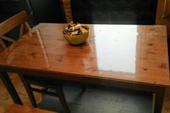 Накладка на стол прозрачная