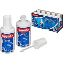 Корректирующая жидкость (штрих) Tipp-Ex Rapid быстросохнущая 20 мл