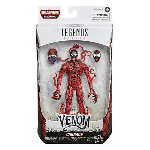 Фигурка Marvel Legends Series: Carnage || Карнаж