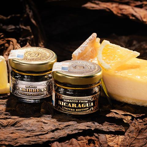 Табак для кальяна WTO Caribbean Blend Lemon Cheesecake 200 гр
