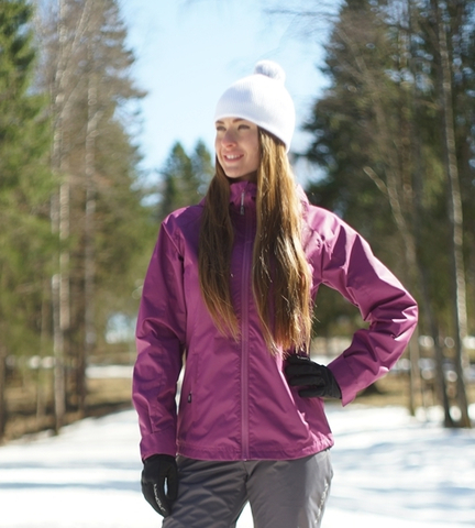 Ветрозащитная куртка Nordski Motion Iris женская