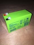Аккумулятор WBR GPL 1272 ( 12V 7,2Ah / 12В 7,2Ач ) - фотография
