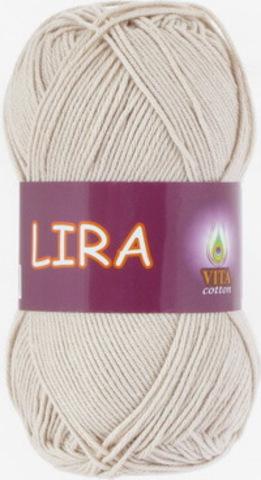 Пряжа Lira (Vita cotton) 5032 Светло-бежевый холодный
