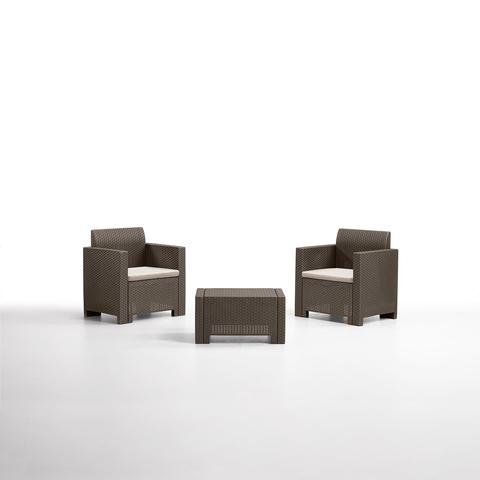 Комплект плетеной мебели  Bica Nebraska Terrace