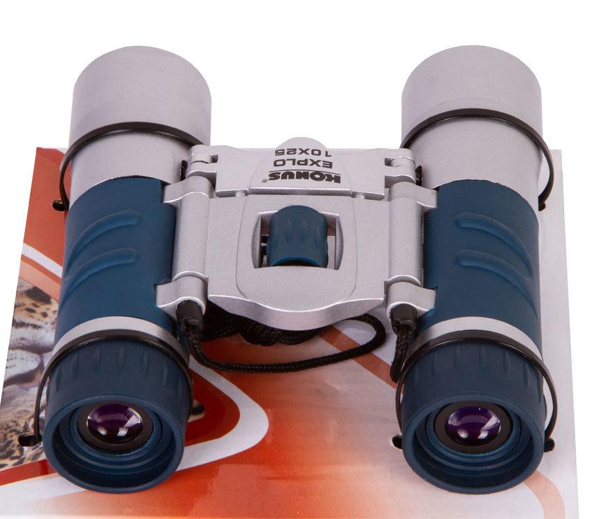 Бинокль Konus Explo 10x25 - фото 5
