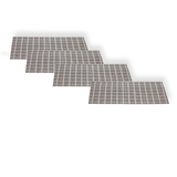 Набор салфеток сервировочных 4 шт, 30*45 см, артикул 28HZ-9086-4, производитель - Hans&Gretchen