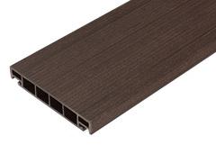 Террасная доска Savewood Salix цвет темно-коричневый 4м (РФ)