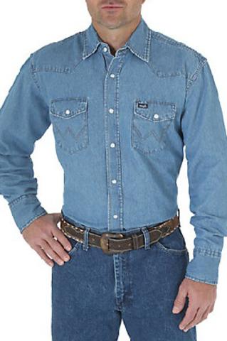 Wrangler Shirts SW